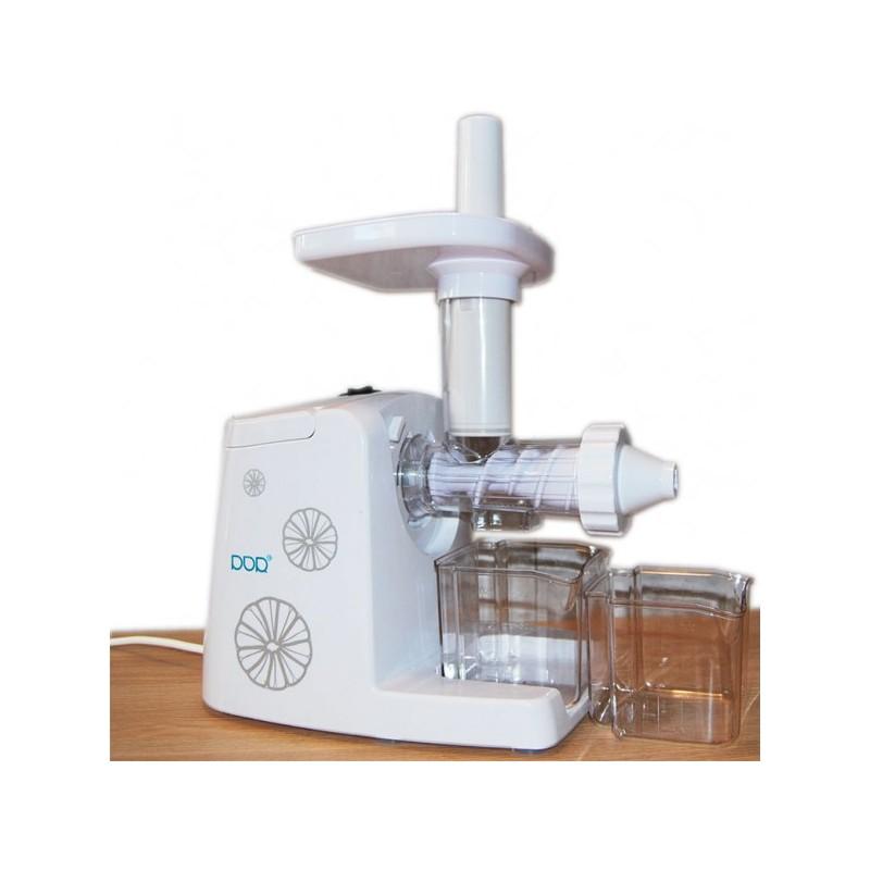 Vitesse Slow Juicer Review : extracteur de jus ? vitesse lente Slow juicer 80t/m pour de bon jus